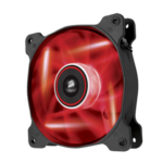 Corsair AF120 Red LED Quiet Edition Fan